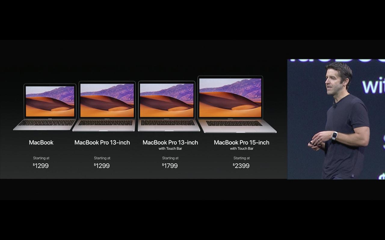 WWDC 2017 - MacBook-Preisliste - Screenshot - WakeUp Media