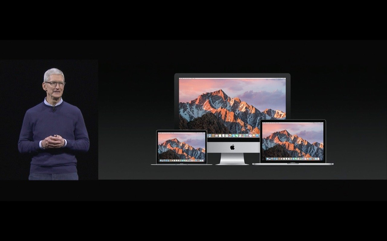 MacOS (MacBook, iMac, MacBook Pro) - Screenshot Keynote