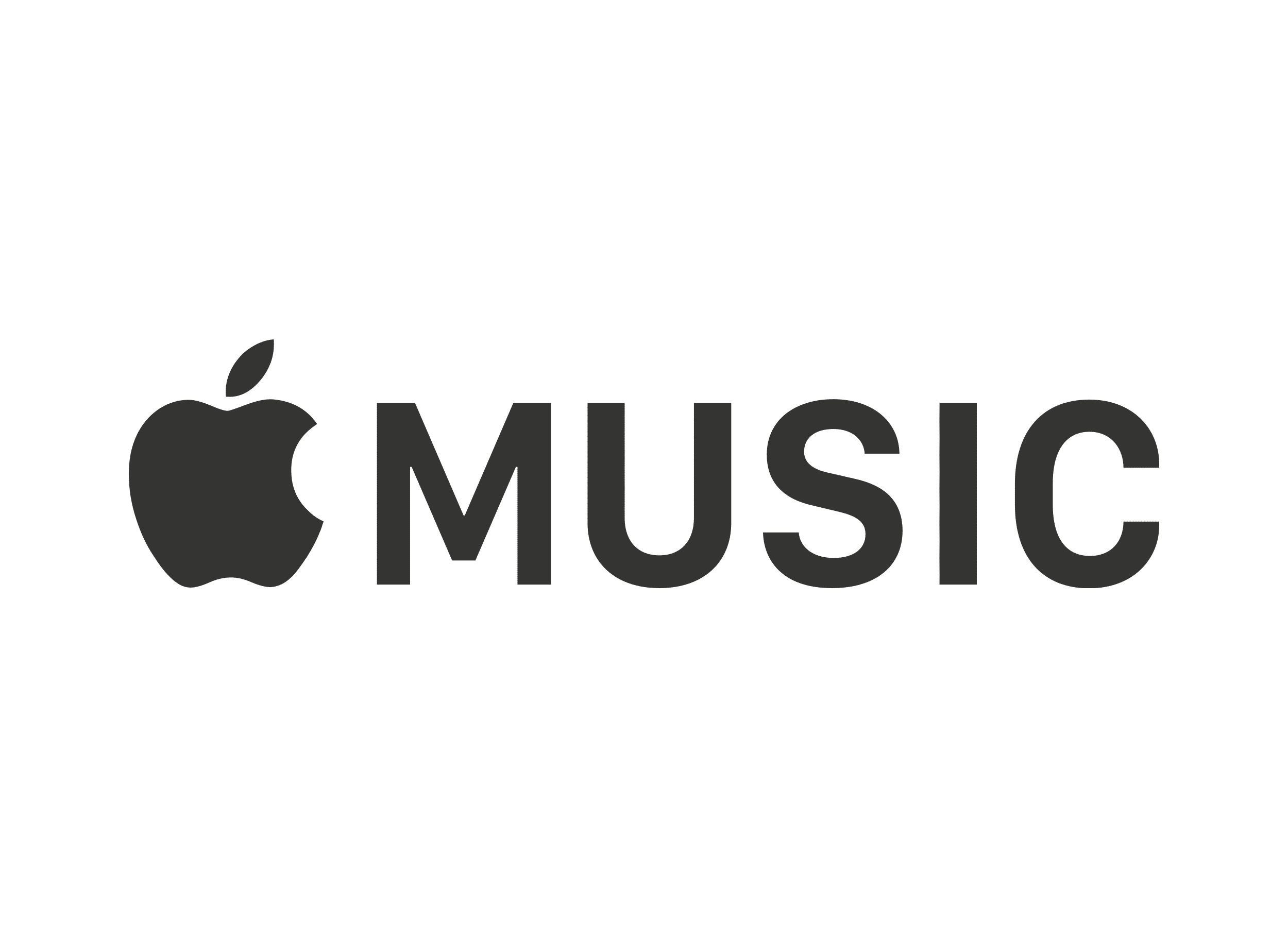Logo von Apple Music