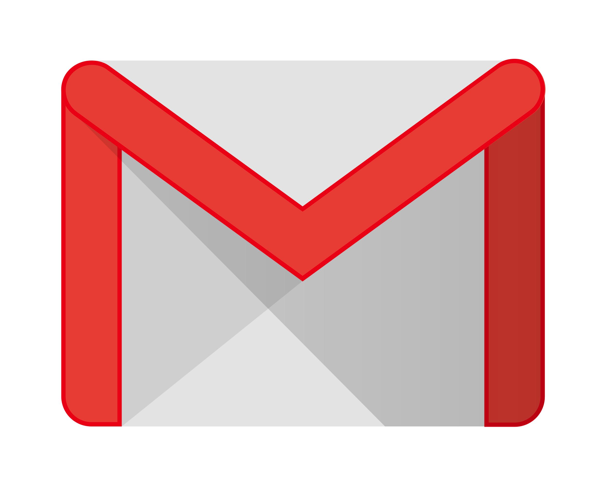 Logo von Gmail, Bild: Google