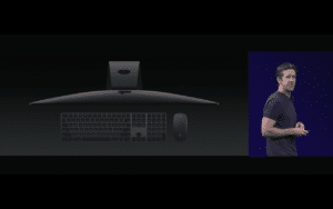 WWDC 2017 - iMacs - Screenshot - WakeUp Media