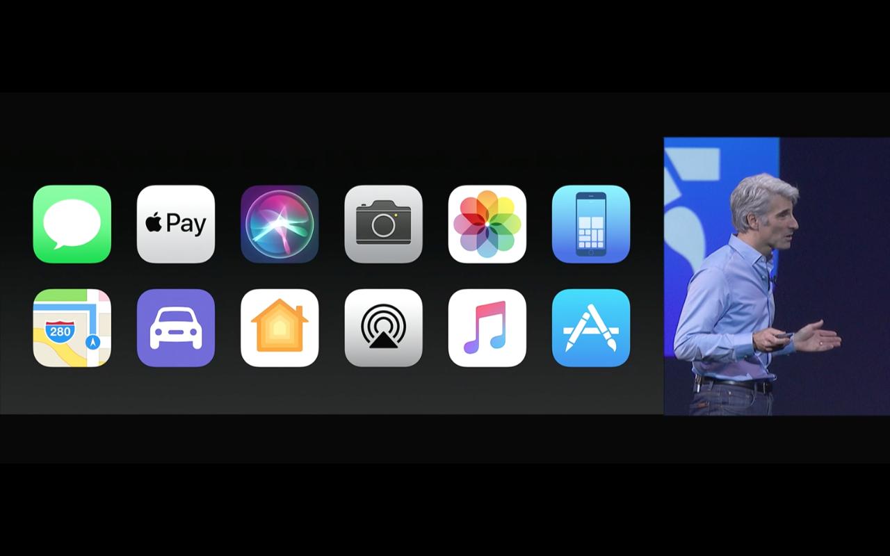 WWDC 2017 - iOS 11 Features - Screenshot - WakeUp Media