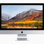 iMac mit macOS High Sierra, Bild: Apple