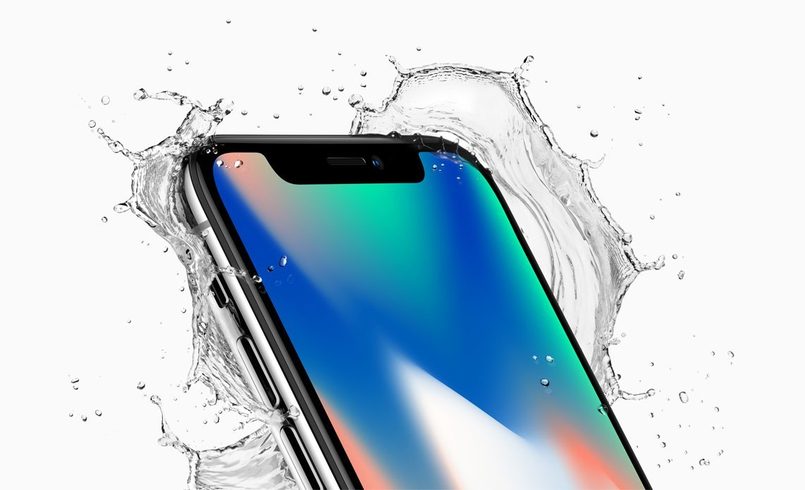 iPhone X, Bild: Apple