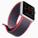 Apple Watch Series 3, Bild: Apple