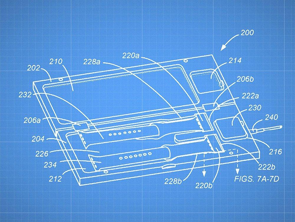 Apple Watch Lade-Case