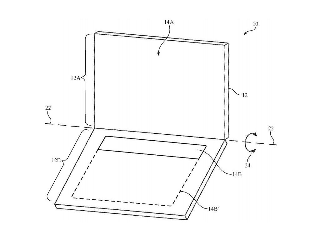 Dual-Display-Patent - Apple