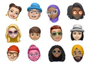 iOS 12 - Memoji