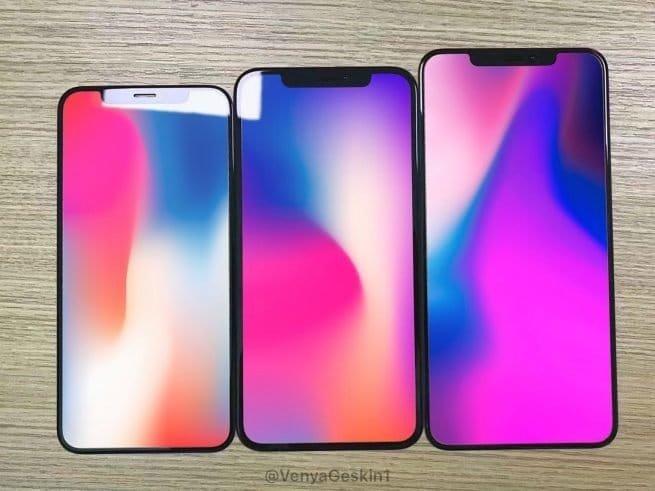 iPhone 2018 - Ben Geskin