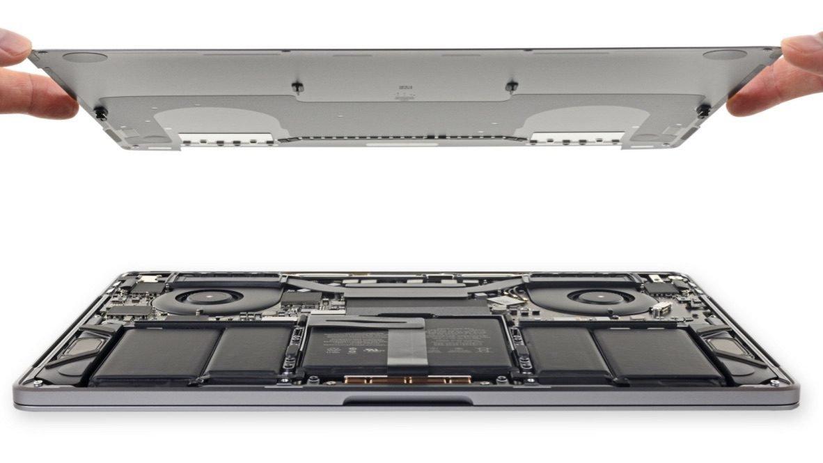 MacBook Pro 2018 - iFixit