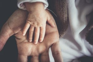 Kinder vertrauen ihren Eltern
