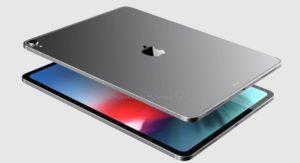 iPad Pro 2018 Leak 1 / Onleaks
