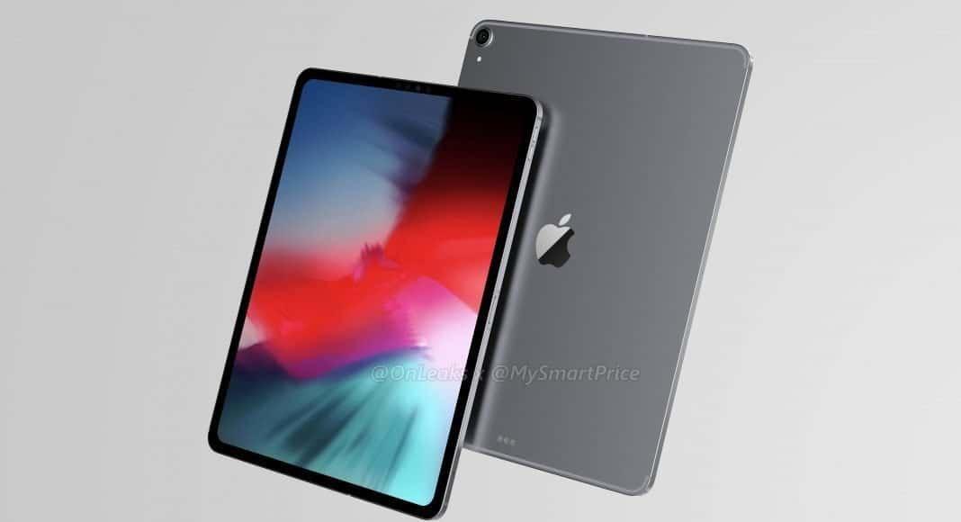 iPad Pro 2018 Leak 2 / Onleaks