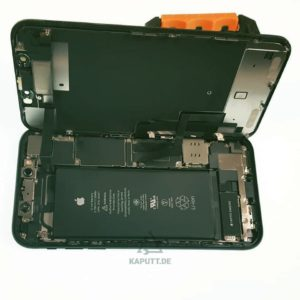 iPhone XR geöffnet - kaputt.de