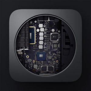 Mac mini von innen