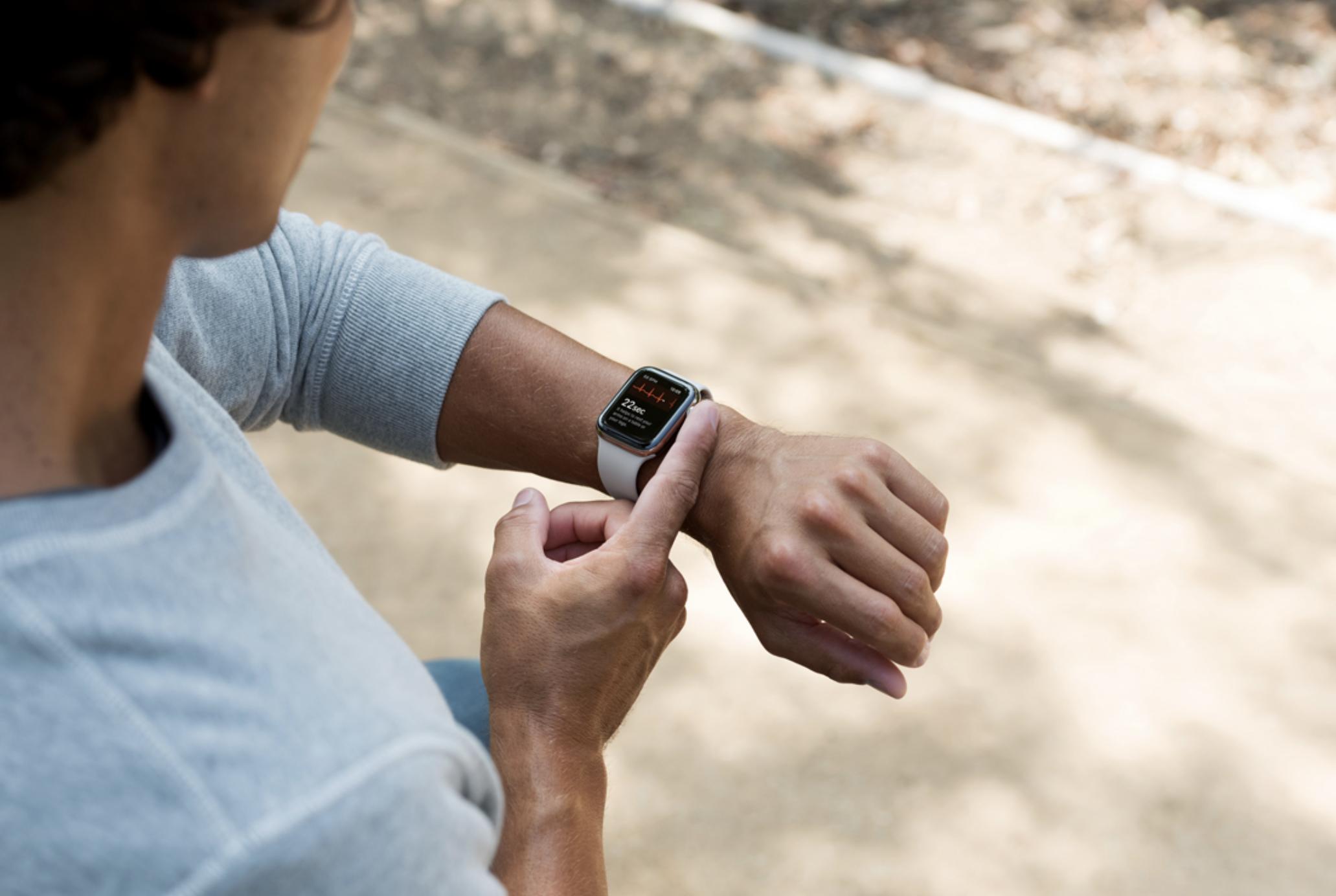 Apple Watch Series 4 EKG- Apple
