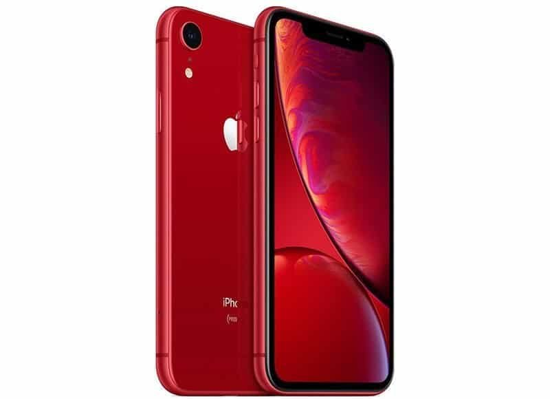 iPhone XR Red / Iphone Hacks