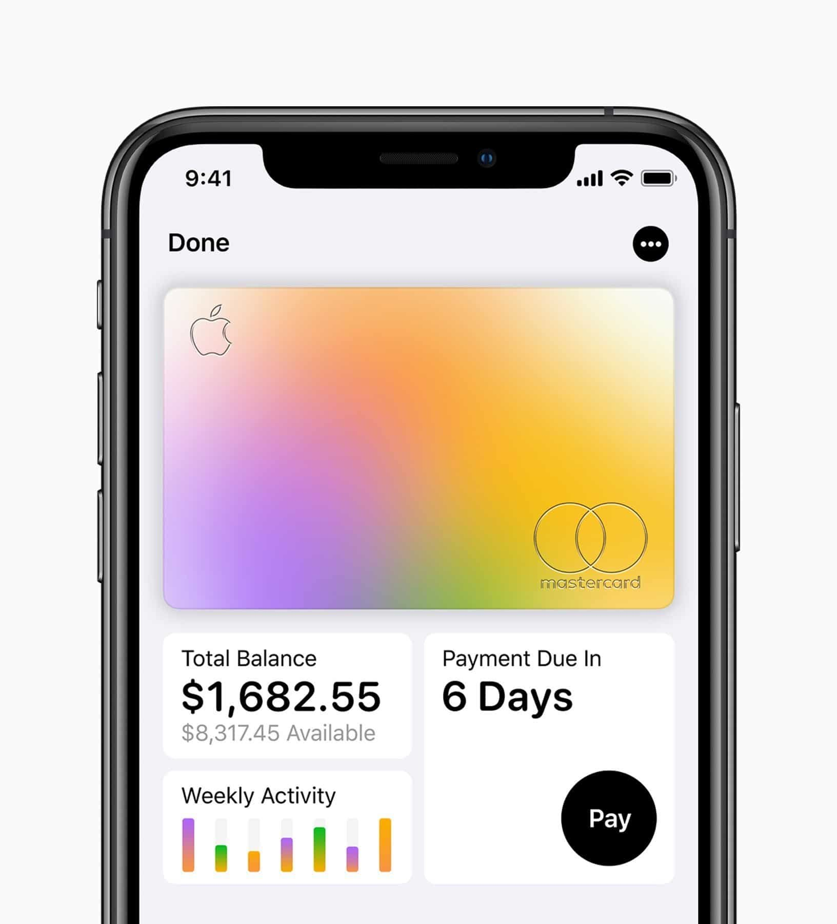 Apple Card - Apple