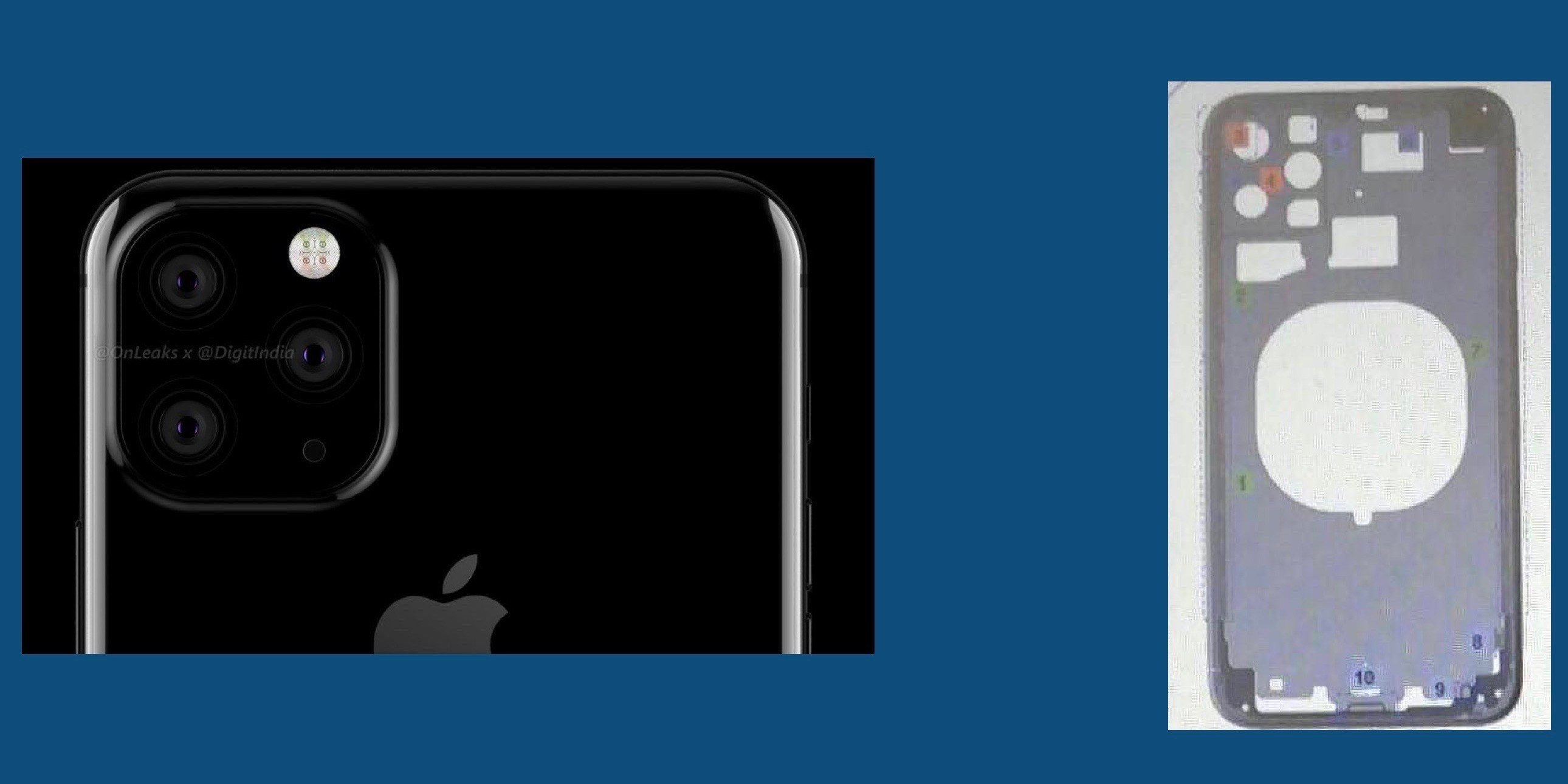 iPhone XI / XR 2 Leak - SlashLeaks