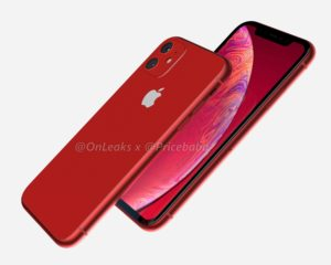 iPhone XR 2.0 Rendering - OnLeaks