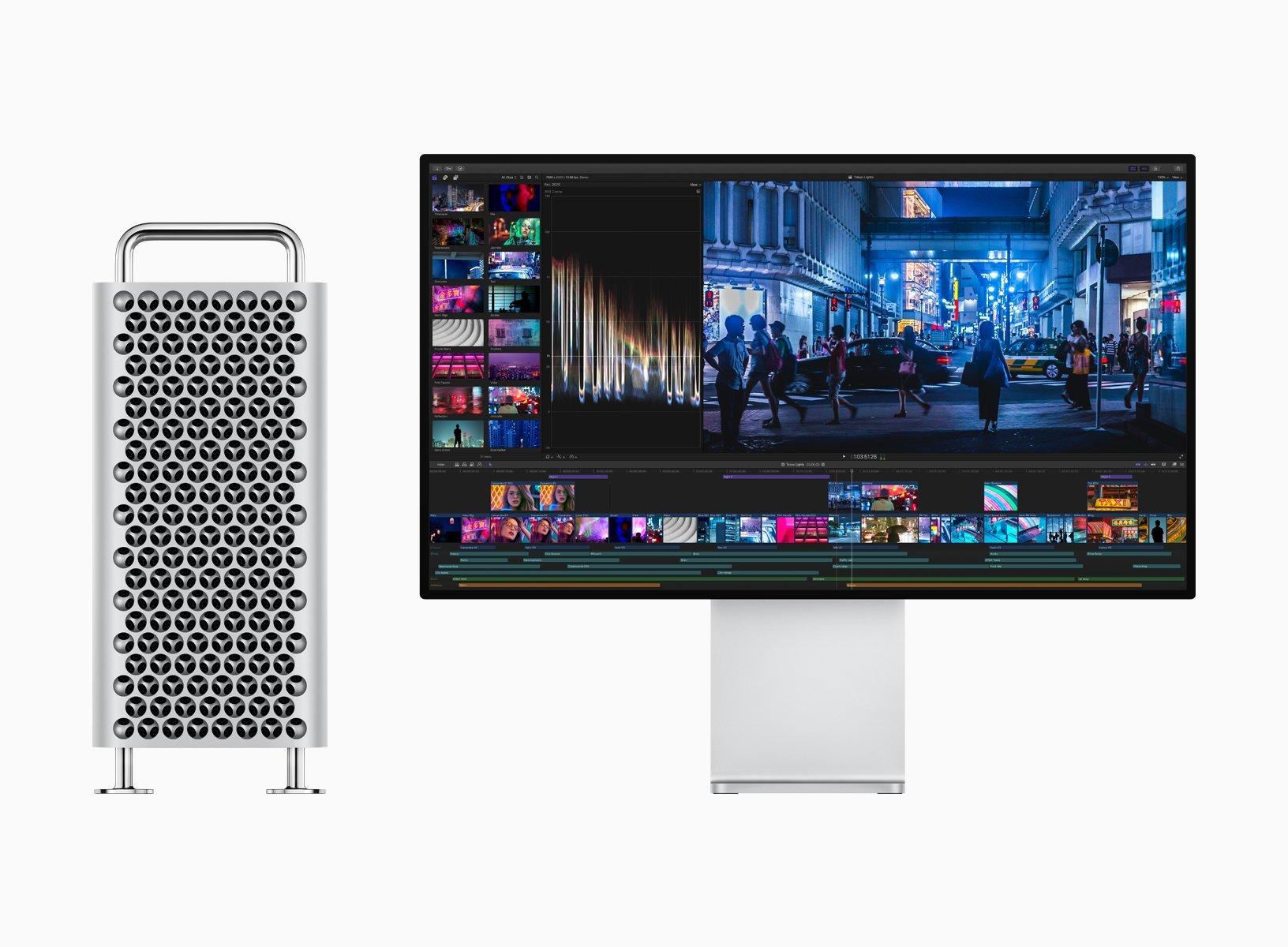 Mac Pro mit Pro Display XDR
