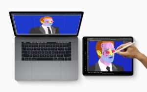 macOS Catalina mit iPad als Zweitmonitor