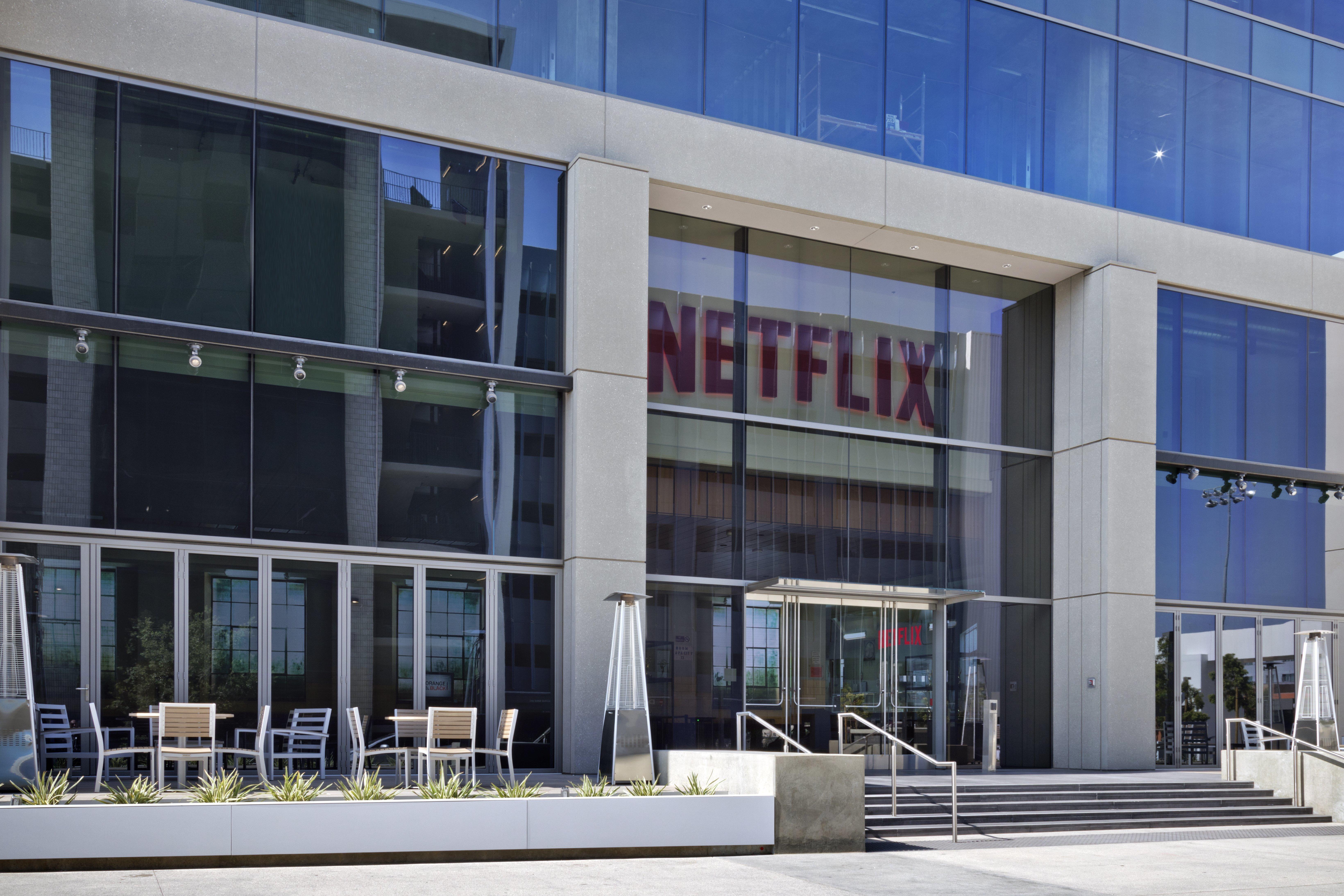 Netflix Campus - Netflix