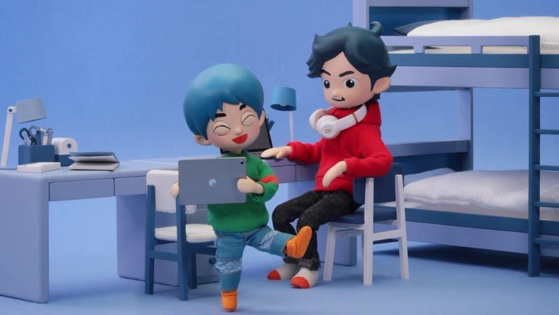 Screenshot aus Takeshi & Hiroshi
