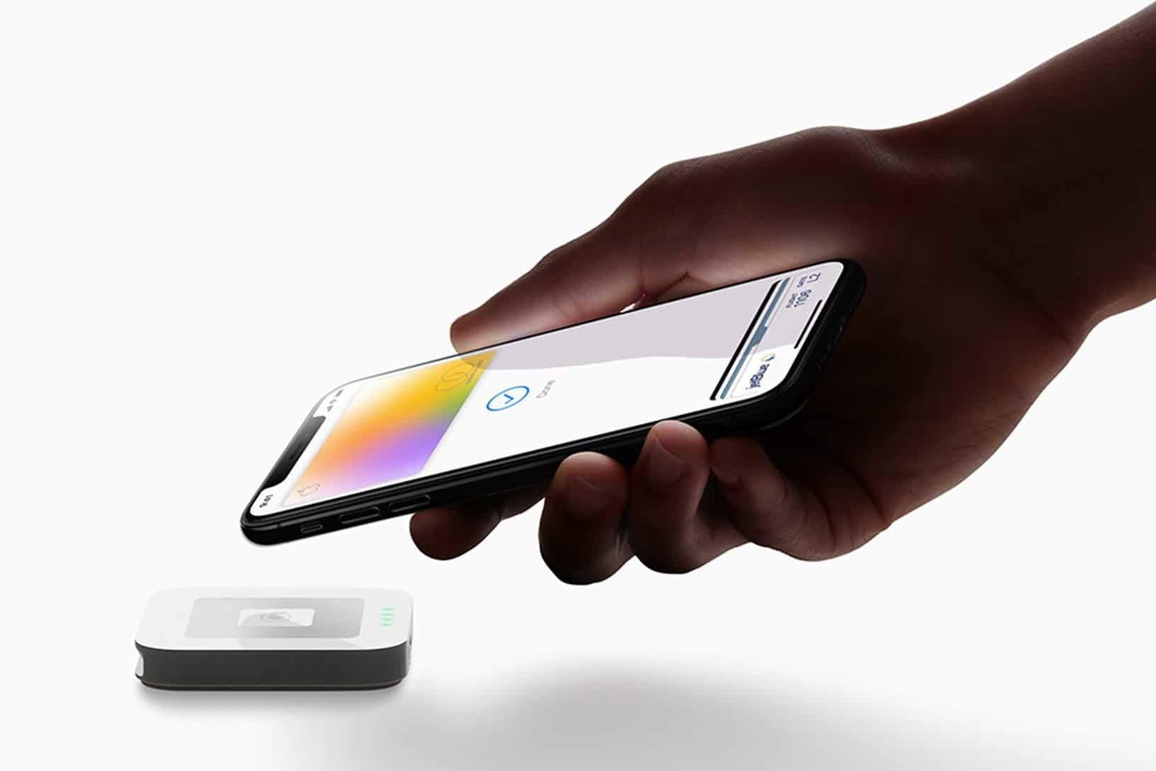 Mit Apple Pay kontaktlos bezahlen