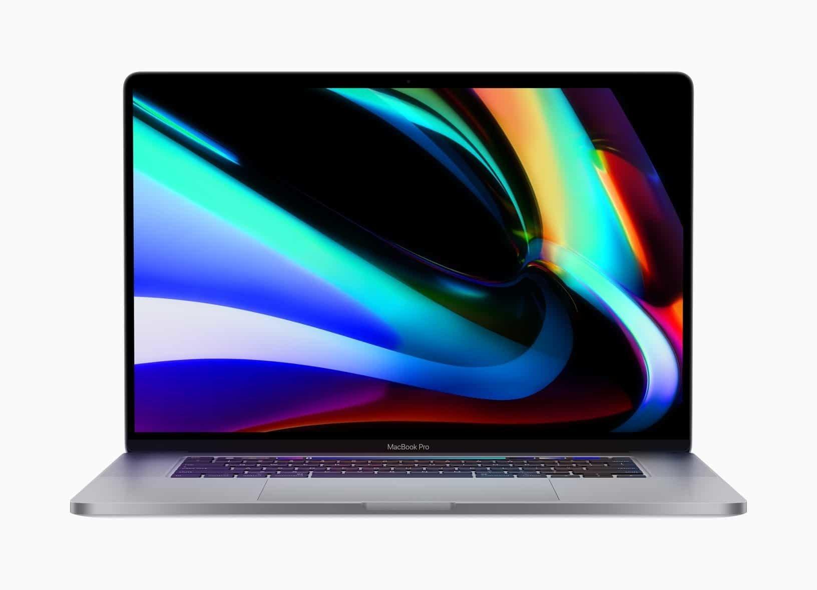 Das neue 16 Zoll MacBook Pro