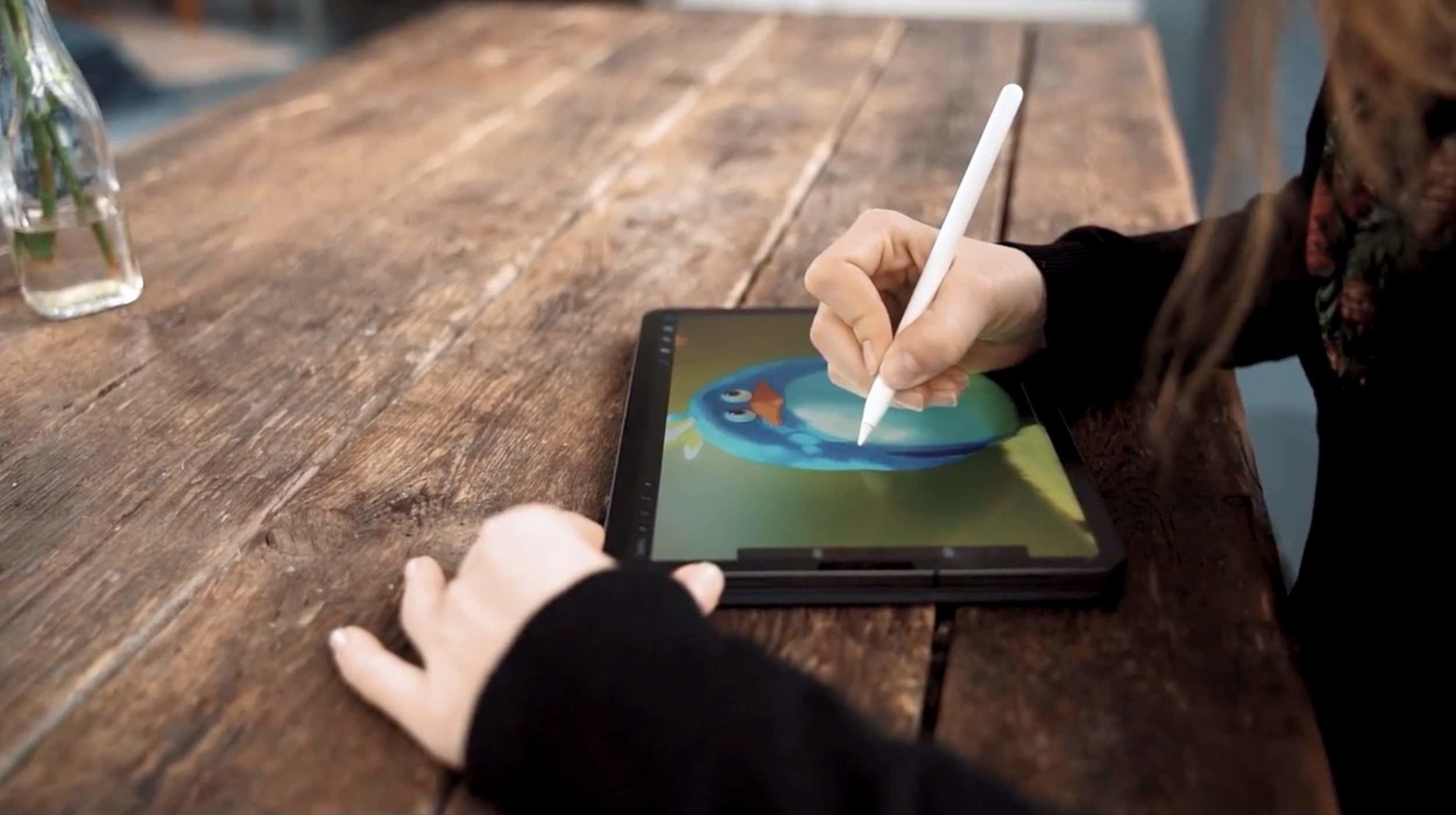 Paperlike 2 iPad-Folie