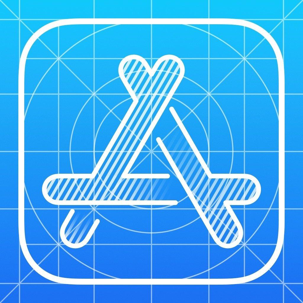 Apple Developer App-Logo