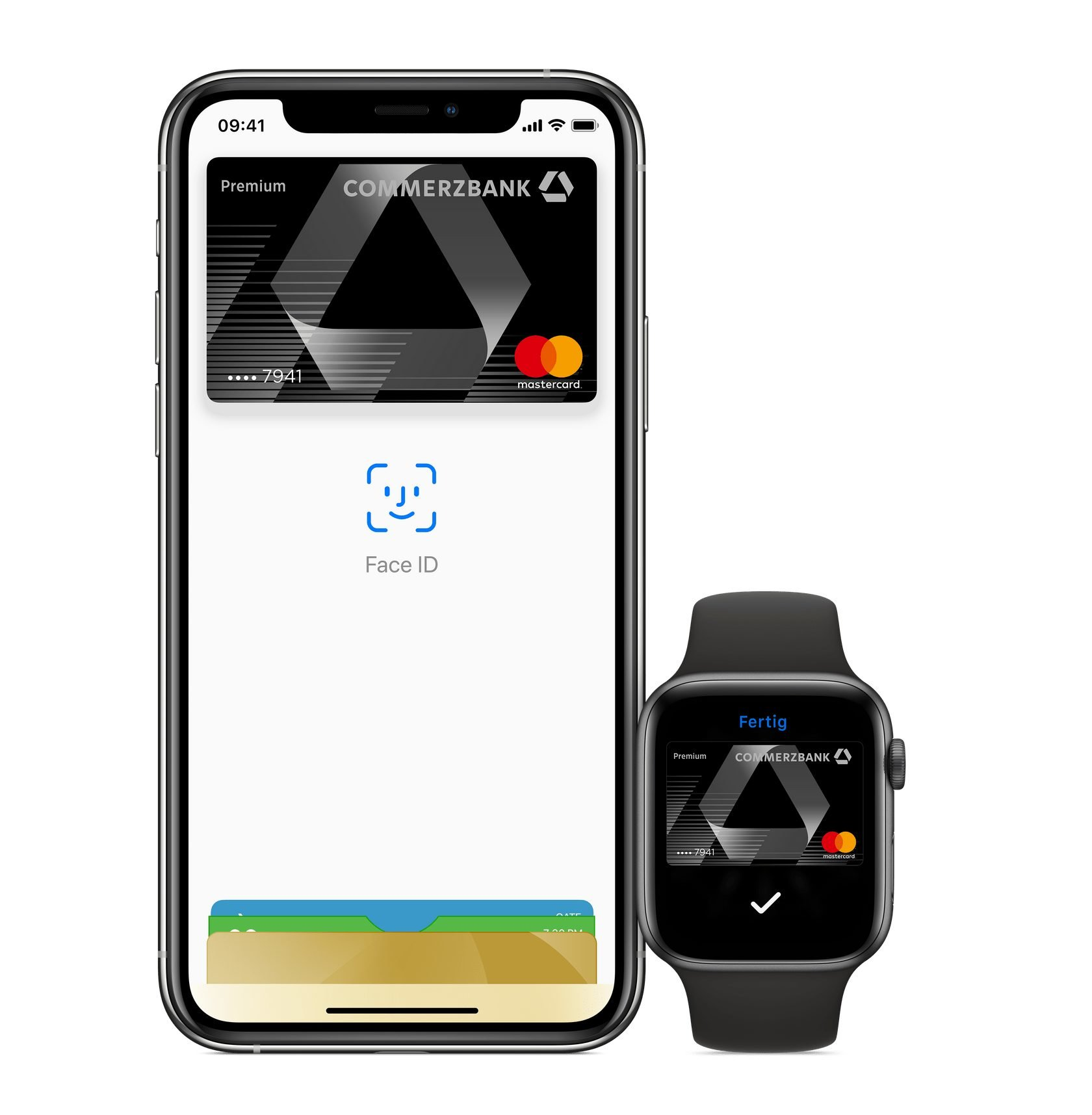 Apple Pay bei Commerzbank