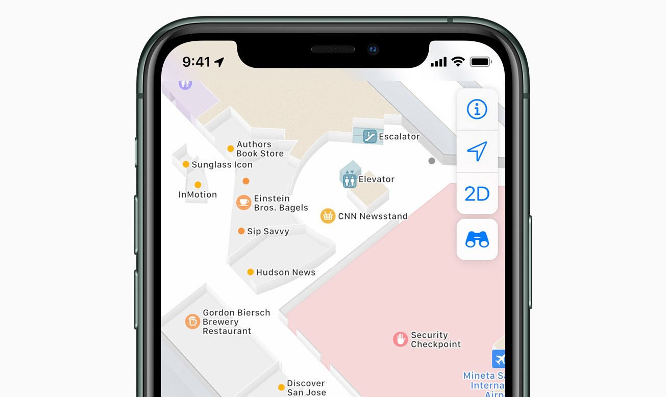 Apple Maps in iOS 13