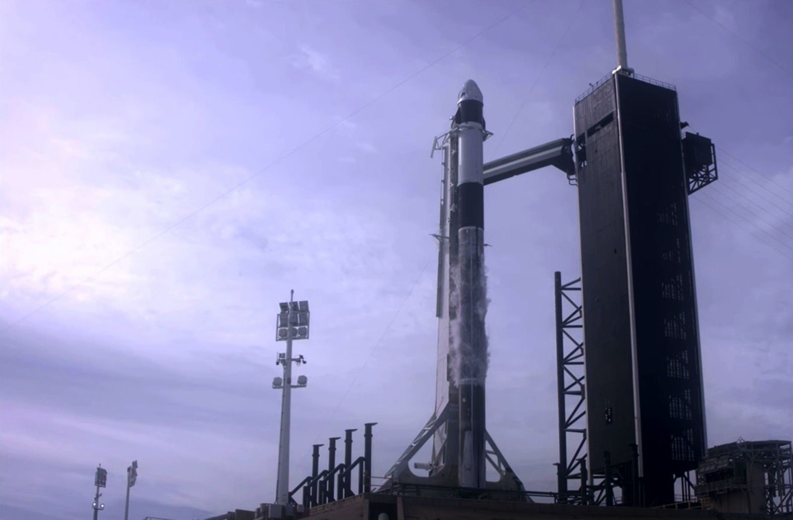 Falcon 9 Rakete