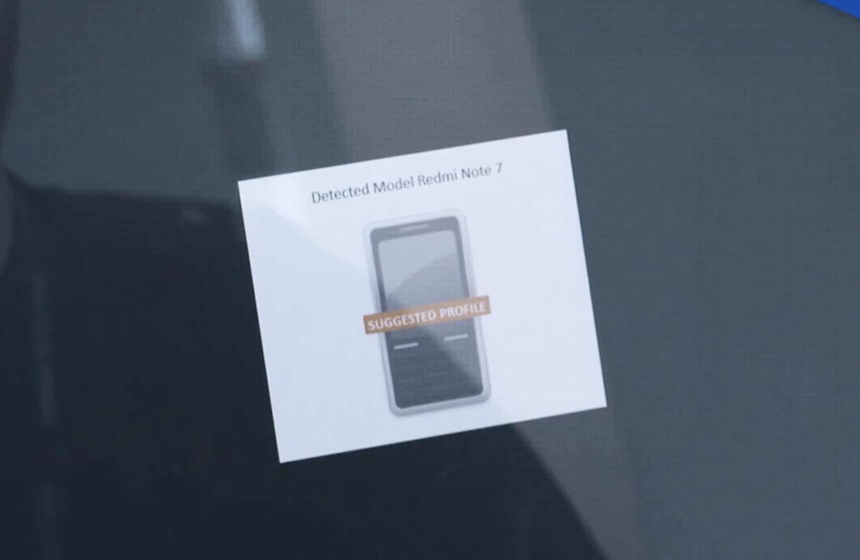 Redmi Note 7 mit Cyber-Kiosk untersucht