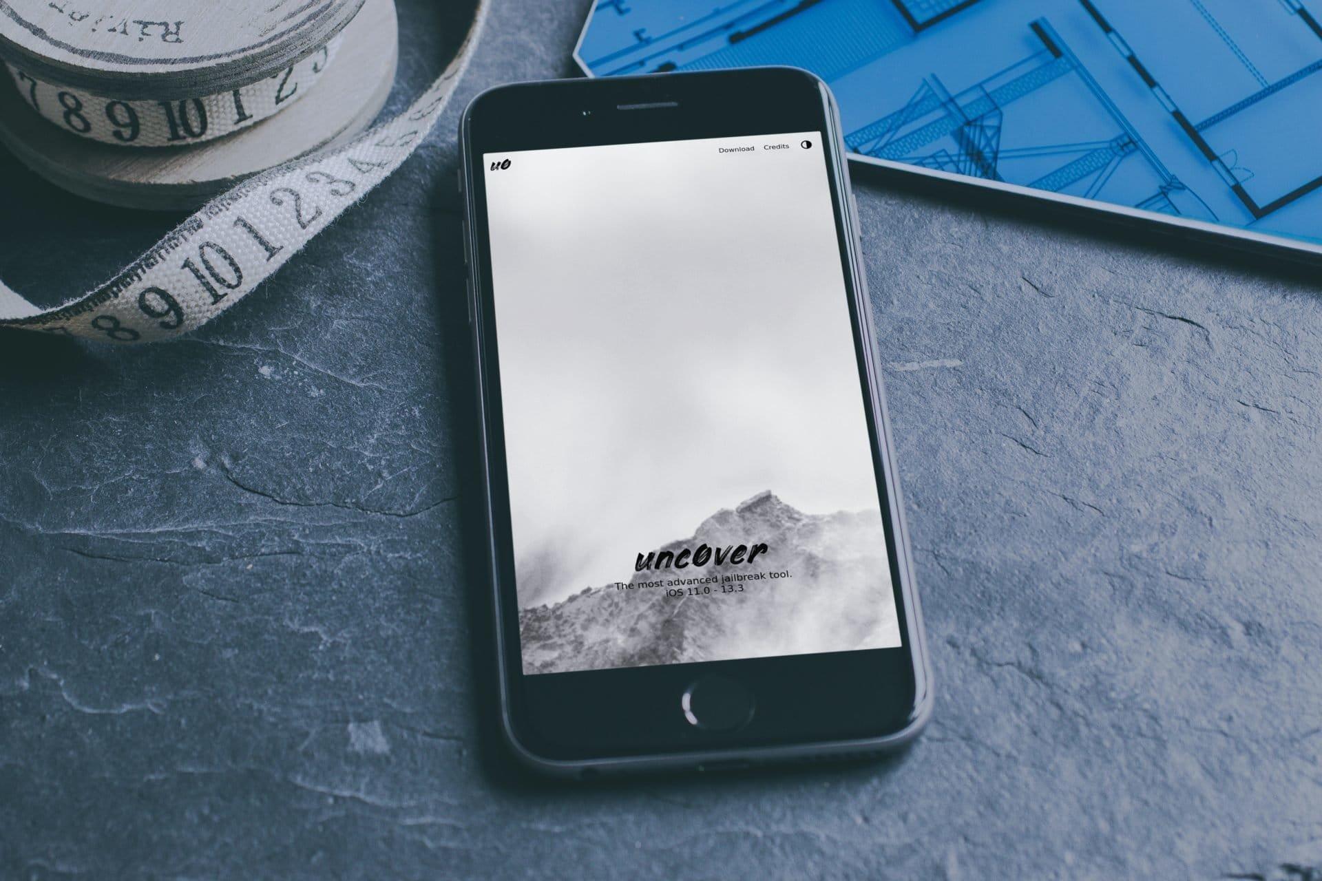unc0ver-Jailbreak auf dem iPhone
