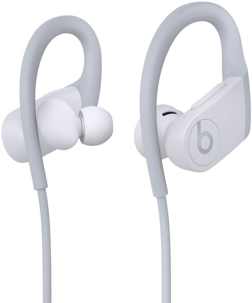 Powerbeats4 in Weiß