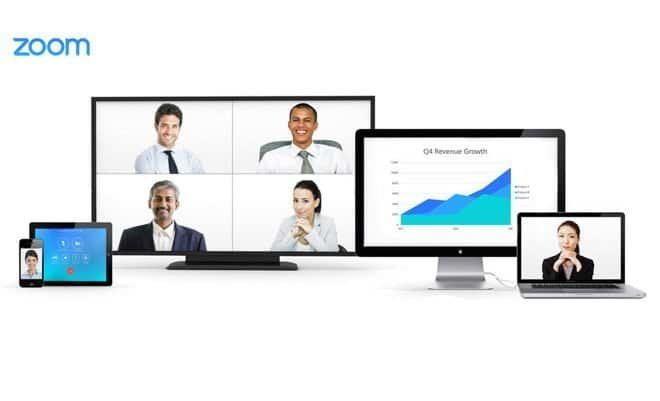 Zoom für Videokonferenzen