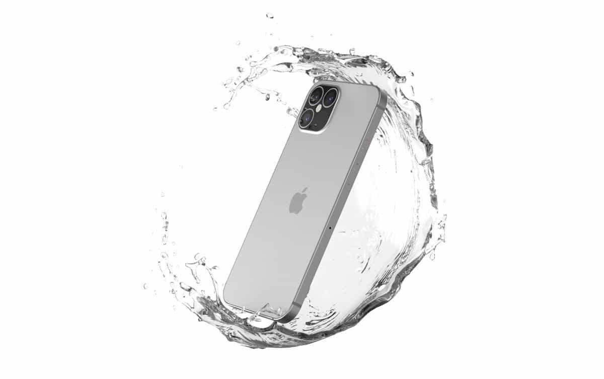 Rendergrafik des iPhone 12 Pro Max