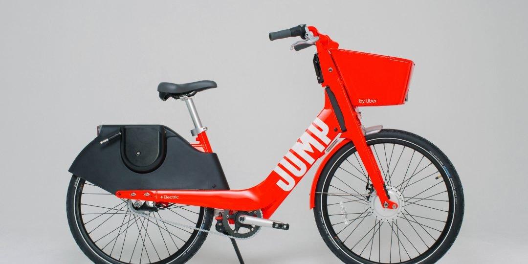 Uber Jump E-Bike