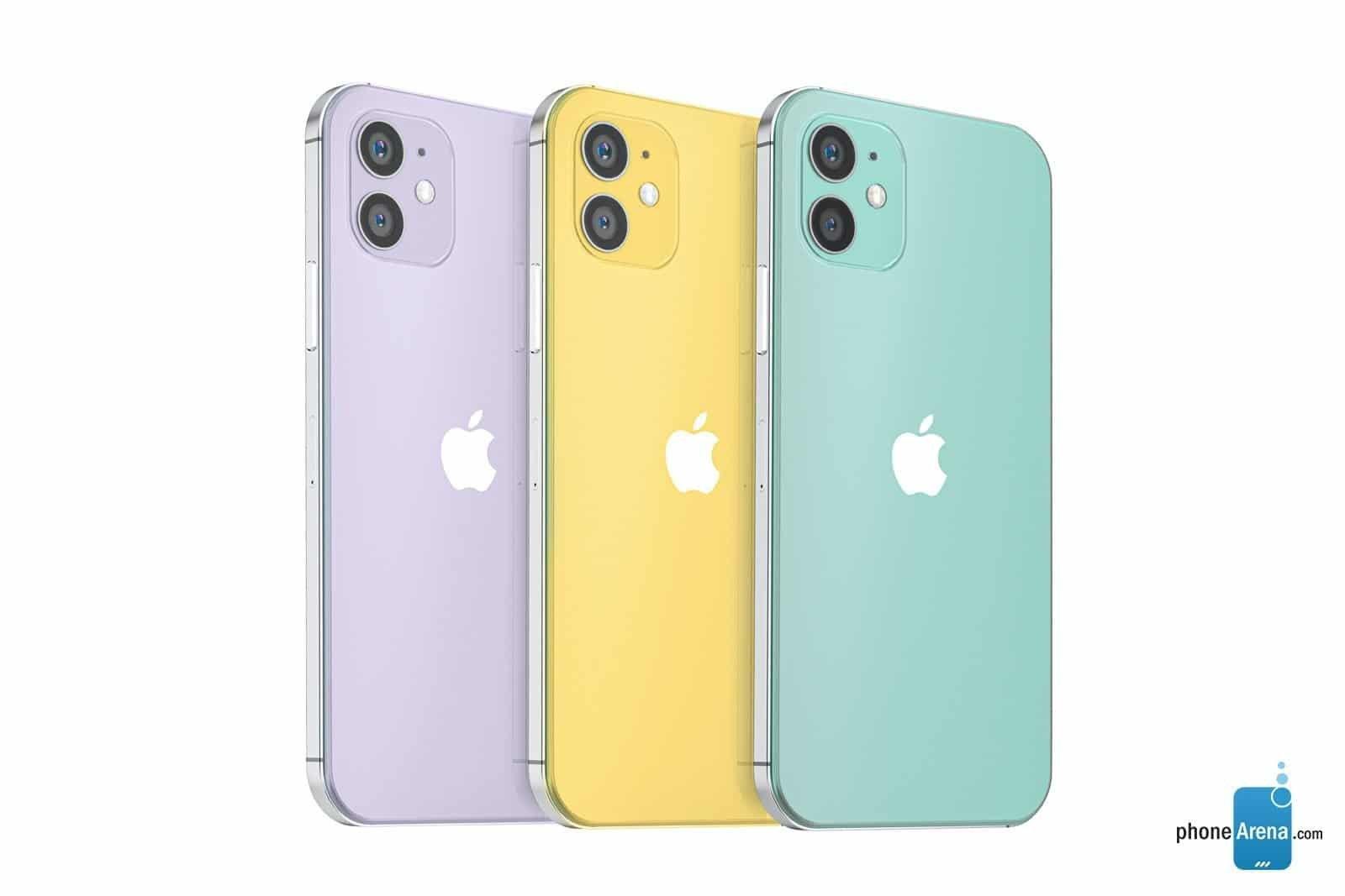 Sieht so das iPhone 12 aus?