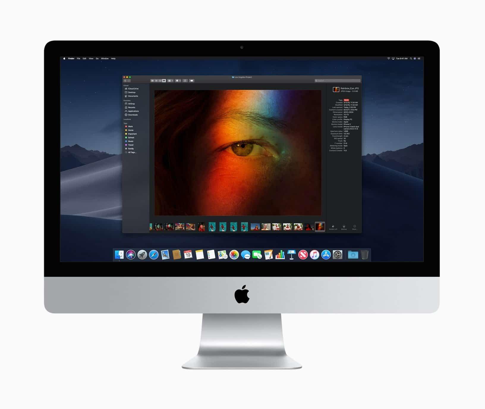 iMac 27 Zoll (03/2019)
