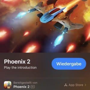 Phoenix 2 - App Clip