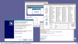Candy-Thema von Windows XP