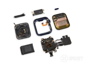 Apple Watch Series 6 auseinandergenommen