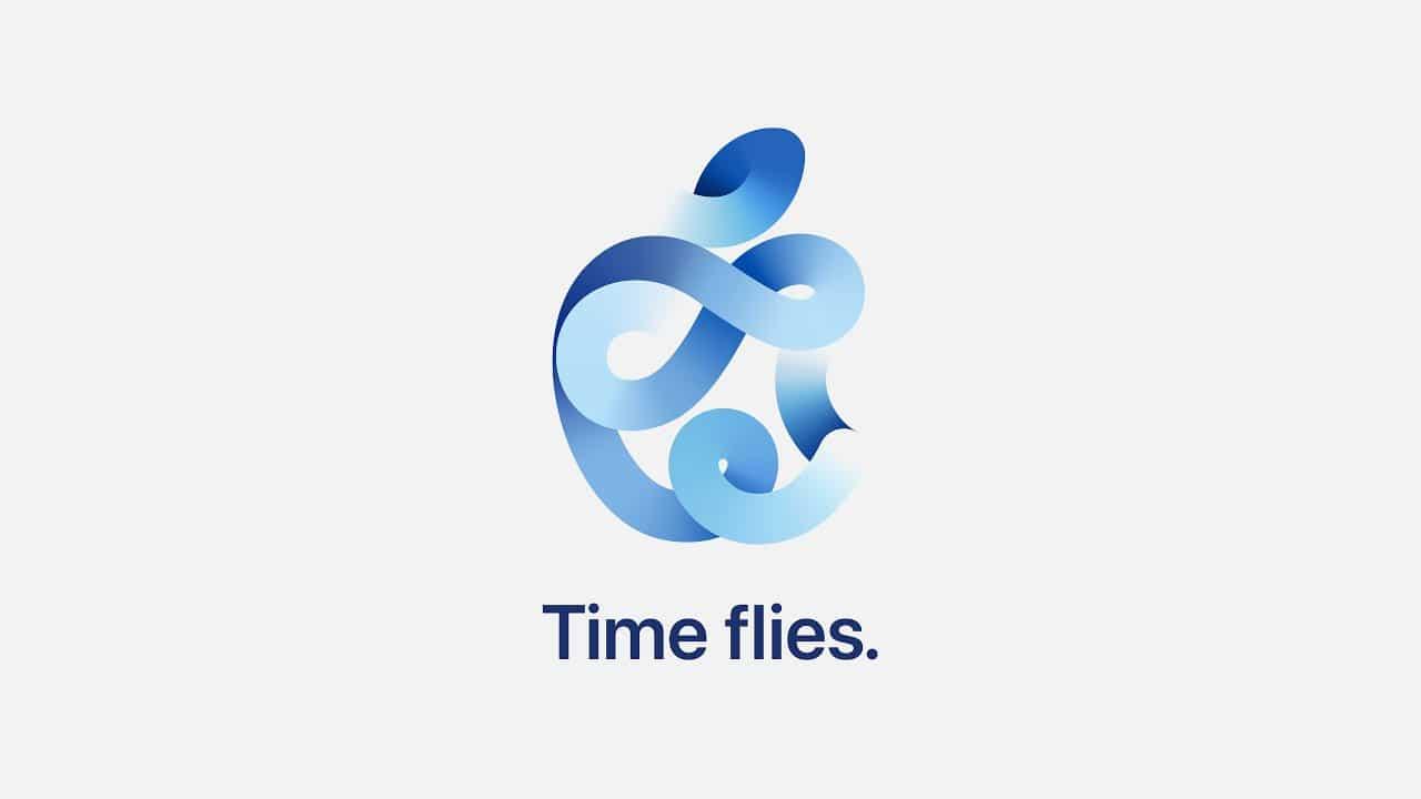 """""""Zeit verfliegt"""" - eher ein Hinweis auf eine neue Watch als auf neue iPhones"""