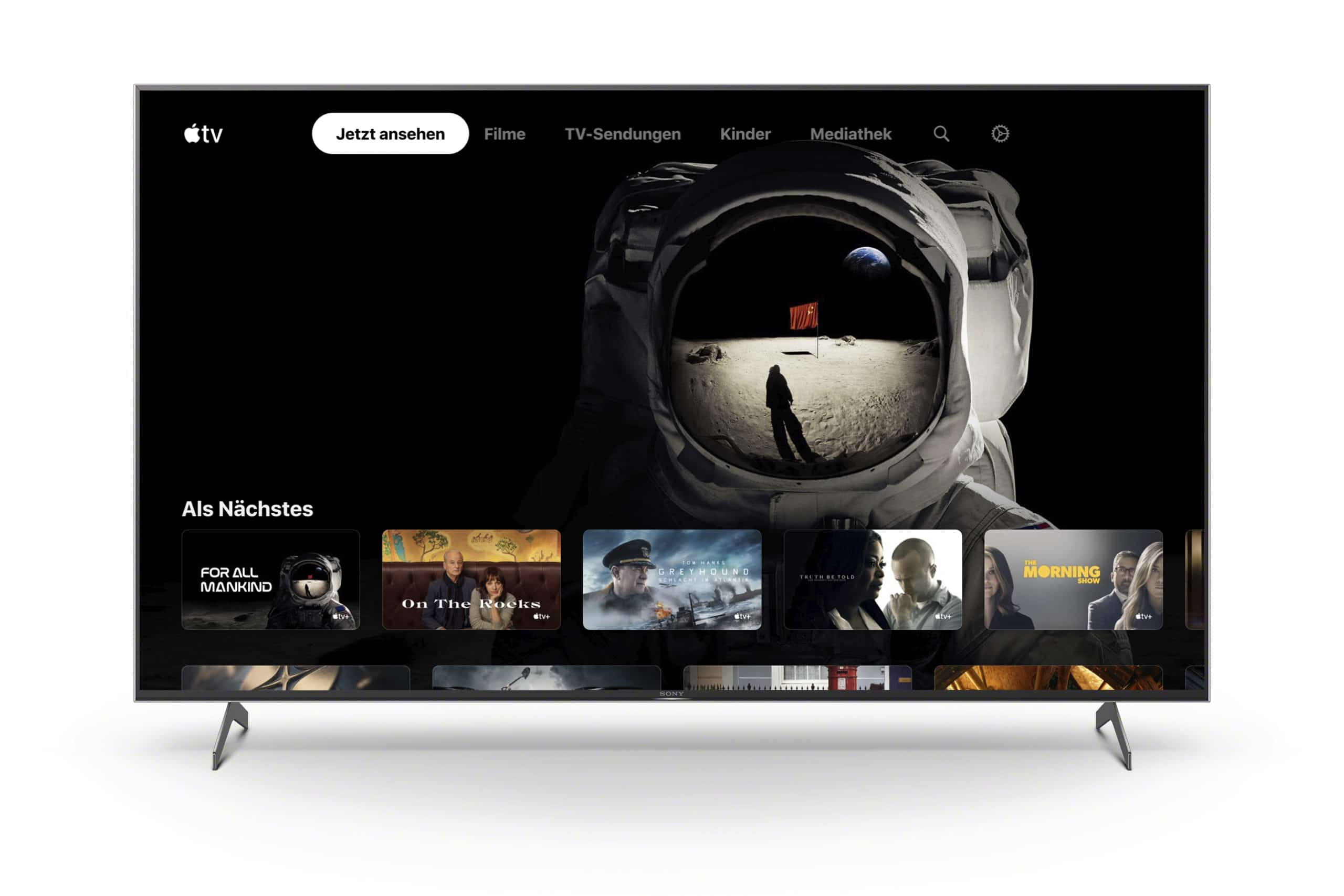Sony Fernseher App