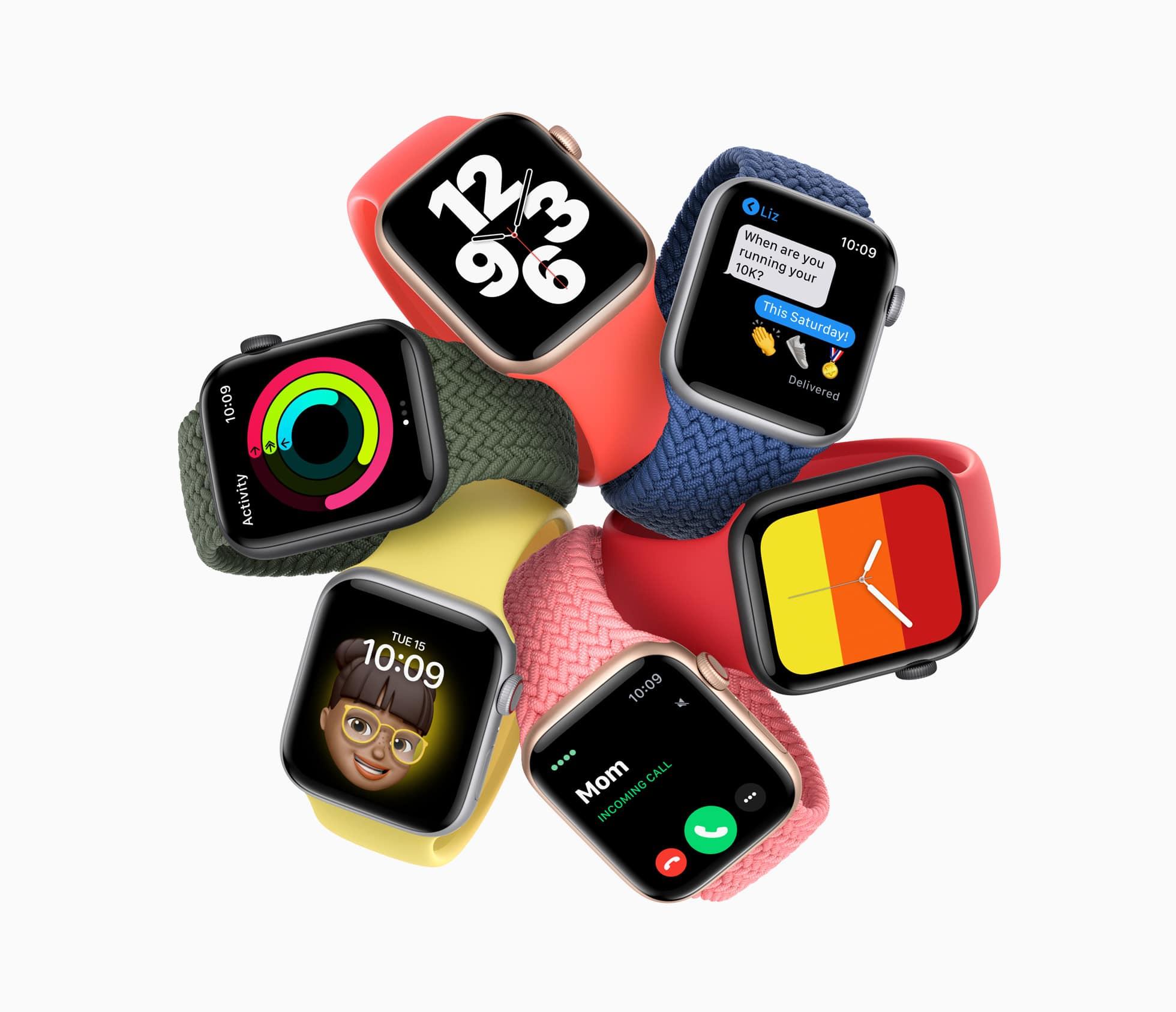 watchOS 7.6.1 von Apple veröffentlicht