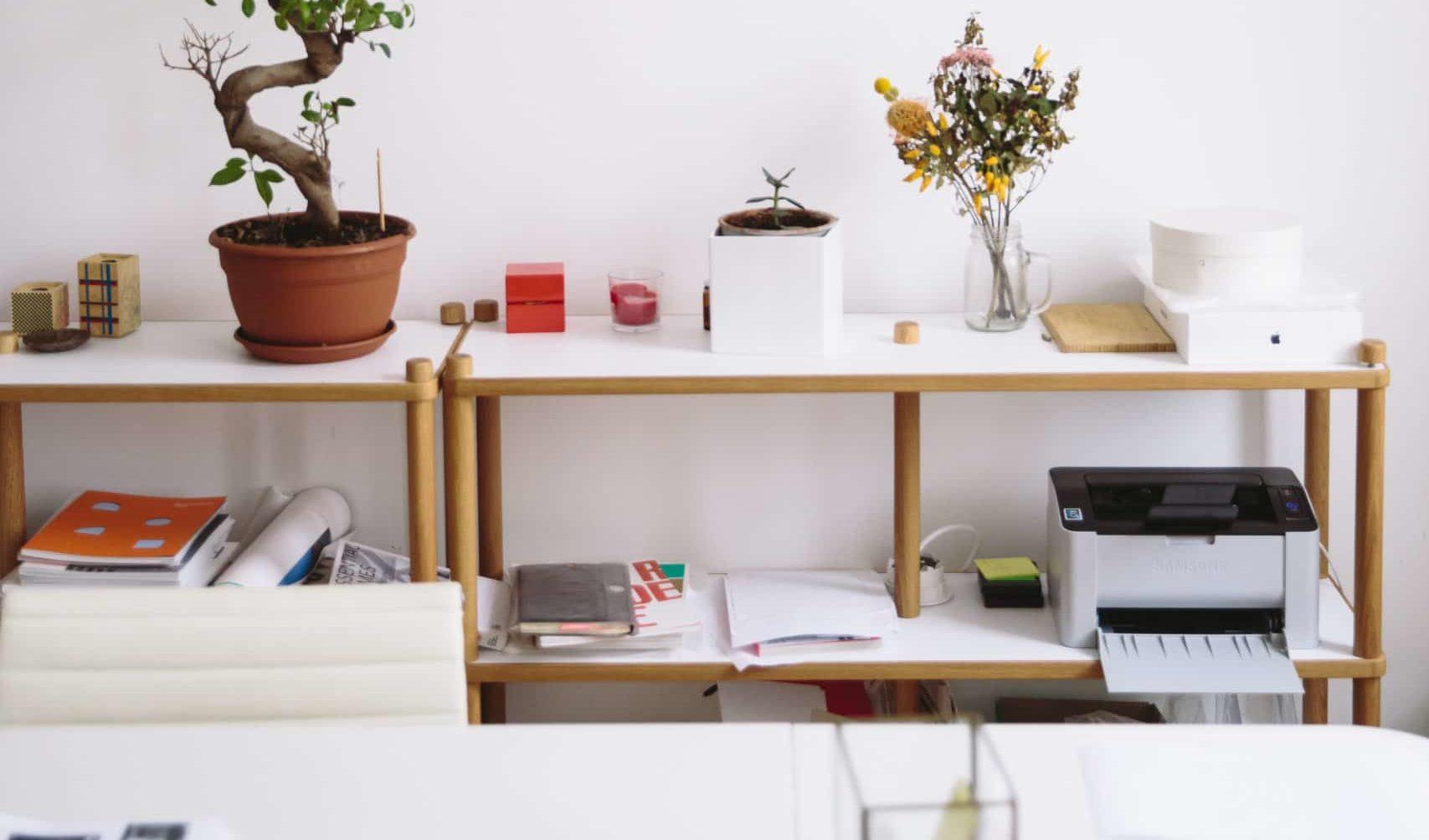 Drucker im Büro